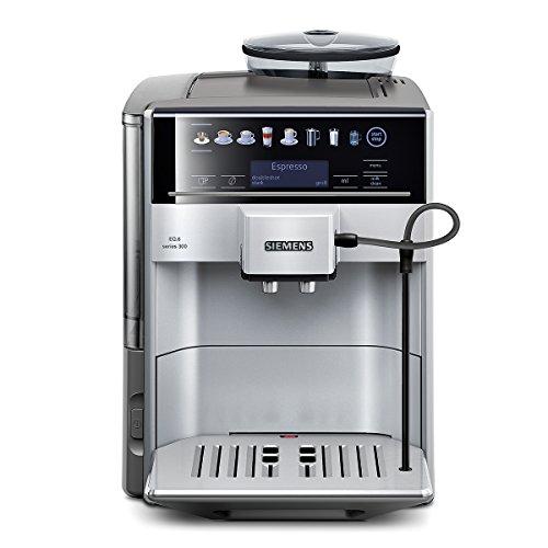 Siemens EQ.6 series 300 TE603501DE Kaffeevollautomat (1500 Watt, 15 bar, Direktanwahl durch...