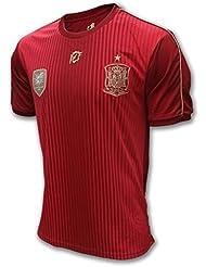 4e99eadbe071e Amazon.es  camiseta seleccion española - Camisetas de equipación ...