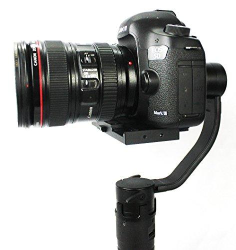 Preisvergleich Produktbild XT-XINTE Beholder DS1 3-Axis Handhled Gimbal Stabilzier Support Canon 5D 6D 7D DSLR VS MS1 Nebula 4000 lite
