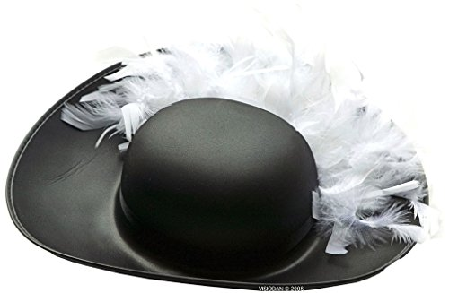 Liontouch 16106 Musketeer Hat / - Mousquetaire Kostüm