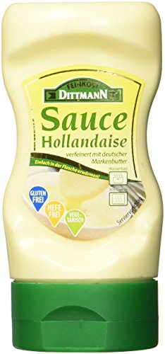 Feinkost Dittmann Sauce Hollandaise, 5er Pack (5 x 210 ml)