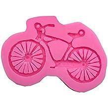 drawihi 1unidades creativos bicicleta Azúcar–Molde jalea Forma moho decorativa forma de galletas Hornear Herramientas