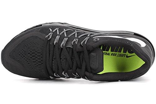 Nike Air Max 2015, Running Entrainement Homme Noir/Blanc