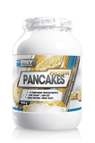 Frey Nutrition Protein Pancakes, 1er Pack (1 x 900 g) -