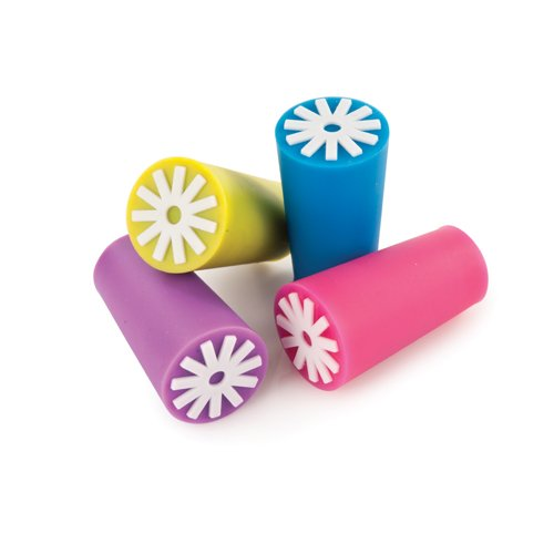 urst: Silicone Bottle Stoppers, One Size, Multi Colored ()