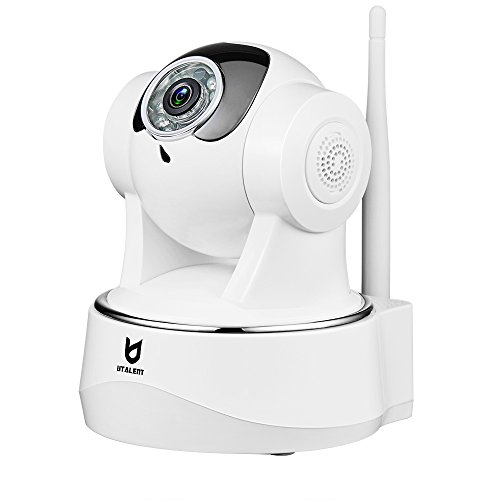 WiFi IP Camera, Utalent 1080P HD Indoor Wireless Home Security Surveillance Camera with Motion Detection, Pan/Tilt, Two Way Audio, Night Vision, Baby Monitor, Nanny Cam 41ice1Y0edL