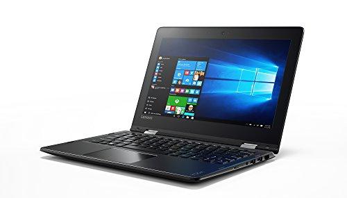 Lenovo Yoga 310-11IAP 11.6-Inch Notebook - (Black) (Intel Celeron N3450, 4 GB RAM, 64 GB eMMC, Windows 10)