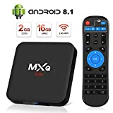 Android 8.1 TV Box Superpow MXQ Mini S Android Box 2GB RAM+16GB ROM