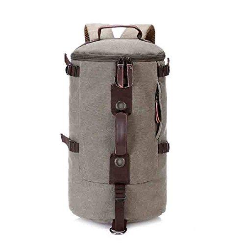 LAIDAYE Multifunktionale Tasche Tragetaschen Outdoor-Taschen Handtaschen Schultertaschen Schultertaschen Reisetaschen Rucksäcke Green