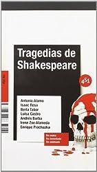 Tragedias de Shakespeare/ Shakespeares Tragedies