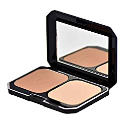 GlamGals Two Way Cake Beige Compact ,SPF 15,12g (Earth Glow)