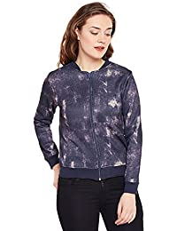 MARTINI Women Woolen Front Open Winter Jacket (Blue , XL)