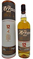 Isle Of Arran 12 Year Old Cask Strength (1 X 70cl) from Isle Of Arran