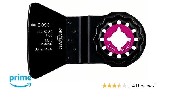BOSCH 6 x Schaber ATZ 52 SC PMF//GOP 52 x 26 mm Multimaster 2608661646