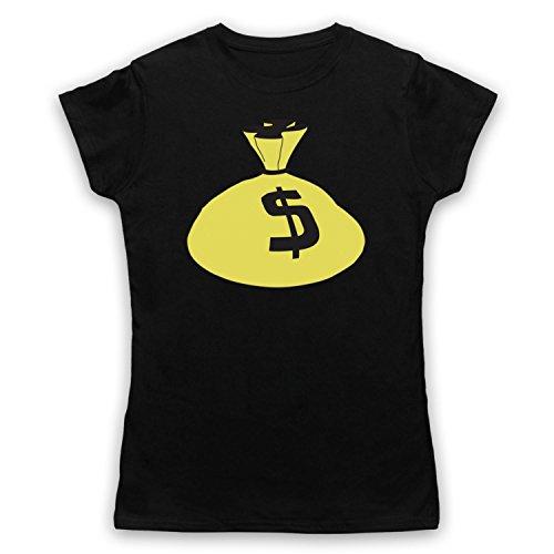 Inspiriert durch Teenage Fanclub Bandwagonesque Unofficial Damen T-Shirt  Schwarz