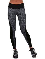 Damen Leggings Strumpfhose Active Running Hosen casual pants Workout leggings.YR.Lover