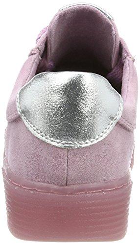 Marco Tozzi 23750, Baskets Basses Athlétiques Pour Femmes Violet (peigne À Baies)