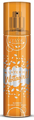 Layer\'r Wottagirl Classic Collection Blossom Fragrant Body Splash, 135ml