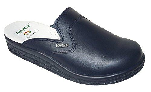 PANTER , Chaussures de sécurité pour homme bleu