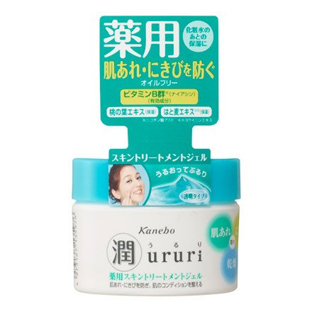 Kanebo Ururi Skin Conditioner Essence Cram - 100g
