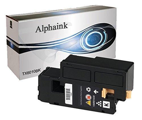 AI-X6010-BK Toner compatibile nero per Xerox Phaser 6000 6010 6010VN, 2000 copie