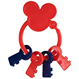Best Disney Keyrings - Disney Mickey Mouse Key Shape Keyring Teether Review