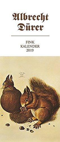 Drer 2019. Kunst-Postkartenkalender