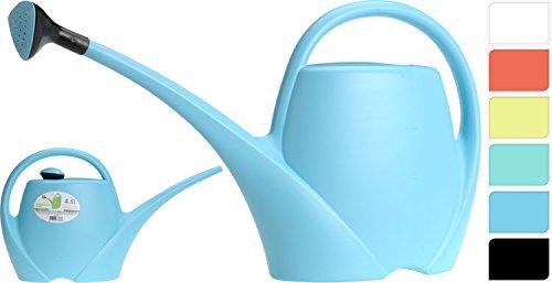 Regadera De plastico 4,5 litres (couleurs fournies)