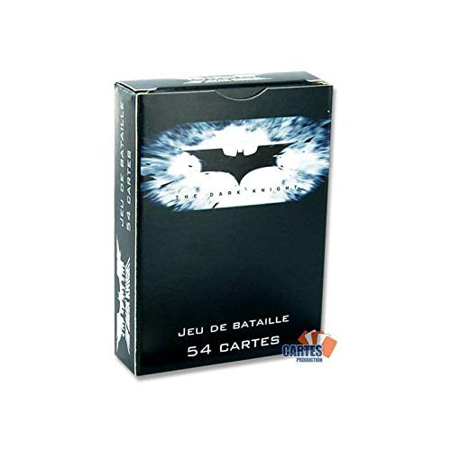 Jeu de 54 cartes : Batman The Dark Knight