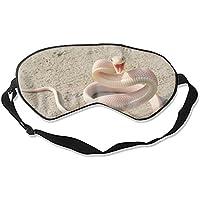 Schlafmaske/Augenmaske, Schlangen-Design, Pink preisvergleich bei billige-tabletten.eu