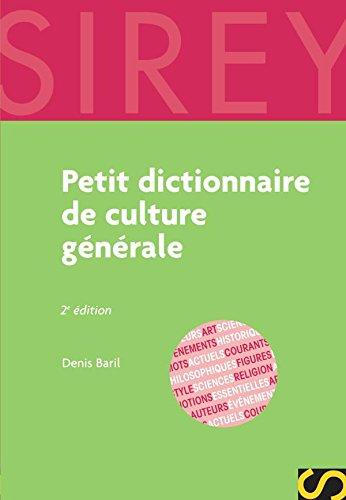 petit-dictionnaire-de-culture-gnrale-2e-d-dictionnaires-sirey