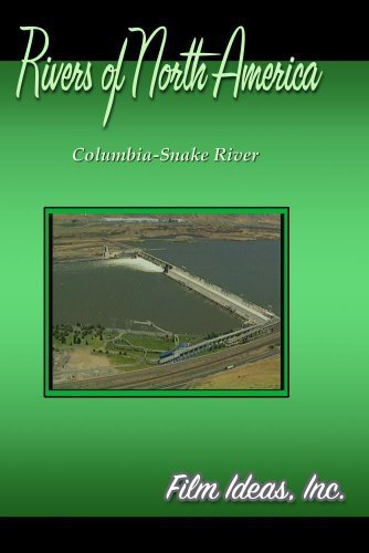 Rivers Of North America: Columbia-Snake River by bunnie strasssner (Snake River)