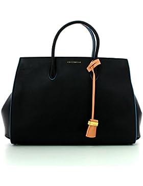 Smooth Leder Handtasche