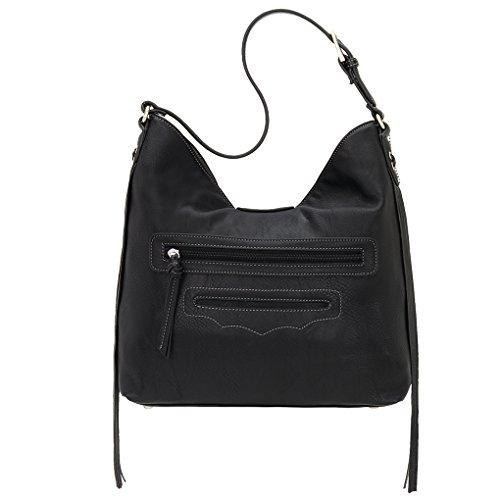 Banadana From American West  Êhobos & Shoulder Bags, Sacs bohème femme Black Lexington