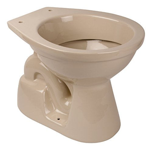 AquaSu Stand-WC | Tiefspüler | Abgang innen senkrecht | Bahama Beige