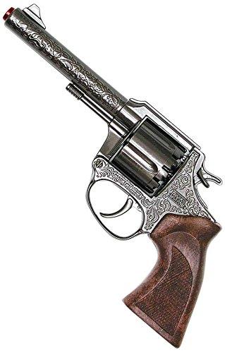 Revolver long 12+12 coups