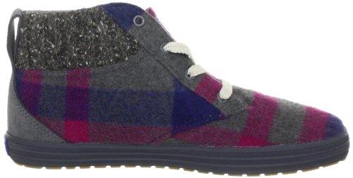 Keds Varsity Bootie Wool WF44937, Chaussures à lacets femme Gris-TR-E1-393