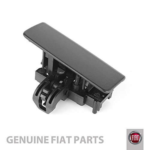 Genuine OE Fiat Grande Punto Black Glove Box Handle Front Catch Lid  735426145
