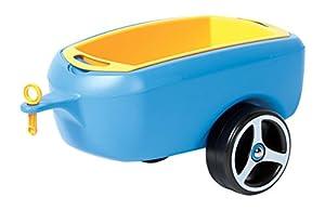 Brumme - Remolque Infantil para correpasillos, Color Azul (BCAR3005U)