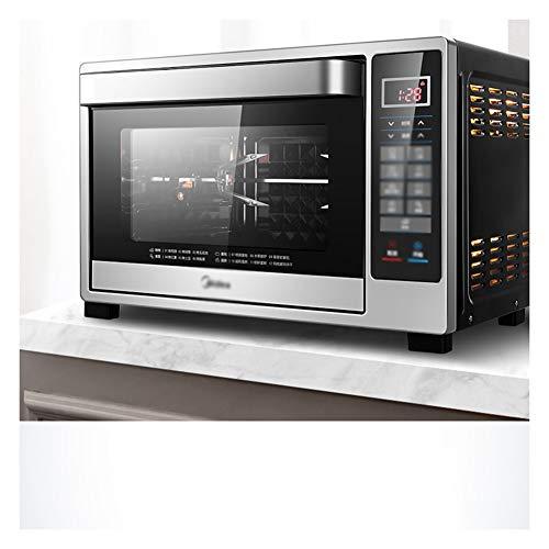 BEI-YI Backöfen - Inklusive Grillrost und Backblech, Mini-Backofen mit Grill , 32 Liter Toaster-Ofen für schnelle Heizung , Kochfunktionen (Schnelle Toaster Ofen)