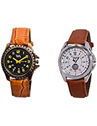 Watch Me Gift Combo Set Of Analog Watches For Men And Boys AWC-009-AWC-014 AWC-009-AWC-014omtbg
