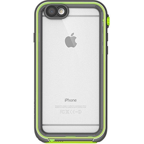 Catalyst wasserdichte Hülle für Apple iPhone 6S Plus, schockabsorbierend, mit Voller Touchscreen-Funktion inkl. Touch ID - Farbe Grün
