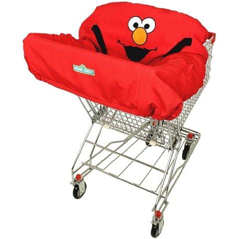 ABC Fun Pads Shopping Cart Cover, Elmo by ABC Fun Pads, Inc.