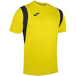 Joma - Camiseta dinamo amarillo m/c para hombre