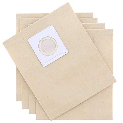Master Part – Papier-Staubbeutel mit Kartonrosette, Extra Stark, für Makita-Rucksack-Staubsauger, DVC260Z