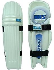 HRS Prolite professionnels Cricket Pads Light Weight droite-gauche Batting Leg Guard