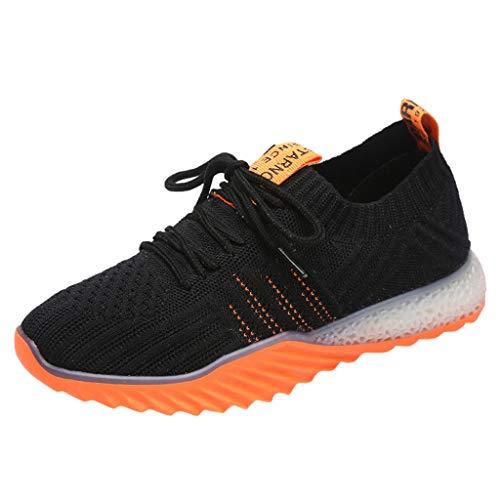 KERULA Fashion Women Casual Shoes Breathable Sport Low-Top Running Shoes Fashion Sportschuhe Damenschuhe und Herrenschuhe Laufschuhe Elastische Sneakers