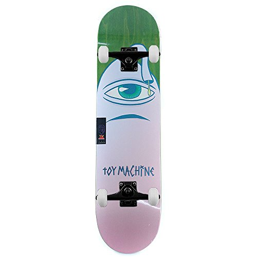 toy-machine-pink-sect-skateboard-completo-multi-203-cm