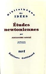 Études newtoniennes