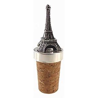 Aulica 870406 Eiffelturm Weinflaschenverschluss